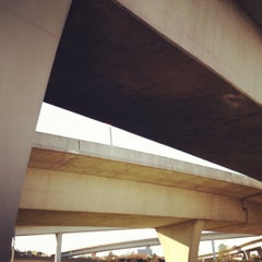 Photo taken at Spaghetti Junction (Tom Moreland Interchange) by Andre on 3/6/2012
