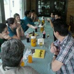 Photo taken at Chapeado Churrascaria Senador by Serginho M. on 11/1/2011