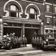 Photo taken at Cincinnati Police District 3 by Cincinnati History Photos on 8/5/2011