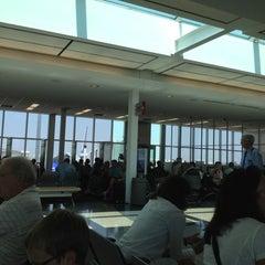 Photo taken at Gate B5 by Brad R. on 6/28/2012