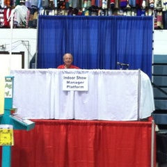 Photo taken at Dome Arena by Venessa H. on 7/15/2011