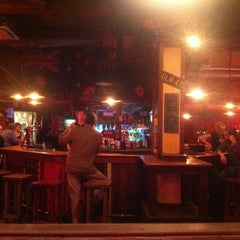 Photo taken at Café Oz by Aksam on 1/12/2012