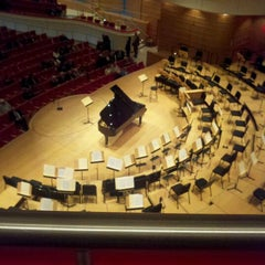Photo taken at Renée and Henry Segerstrom Concert Hall by Erin D. on 11/20/2011