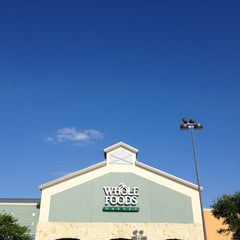 Photo taken at Whole Foods Market by Mike M. on 5/19/2012