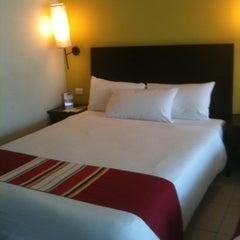 Photo taken at Centara Kata Resort Phuket by Sinee C. on 1/18/2012