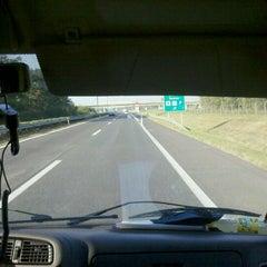 Photo taken at Autocesta A1 by Ivor F. on 9/24/2011