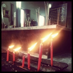 Photo taken at วัดพระทอง (หลวงพ่อพระผุด) (Wat Phra Thong) by ROSe on 8/27/2012