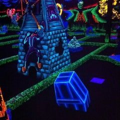 Photo taken at Monster Mini Golf by Matt R. on 7/8/2011