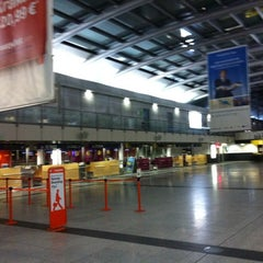 Photo taken at Dortmund Airport (DTM) by Achim H. on 12/30/2010