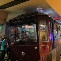 Photo taken at Peak Tram Upper Terminus by Naruki S. on 5/29/2012