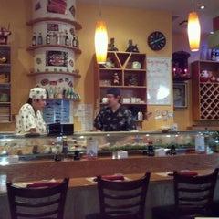 Photo taken at Oyama Japanese Steakhouse by Denise P. on 7/5/2012