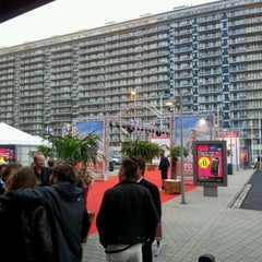 Photo taken at Filmfestival Oostende (Kinepolis) by Nicky S. on 9/8/2011