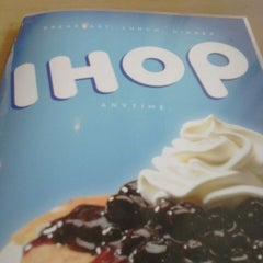 Photo taken at IHOP by Kevin T. on 8/28/2011