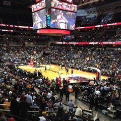 Photo taken at Washington Wizards by Mrfantastic8000 on 2/9/2012