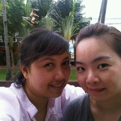 Photo taken at ระยอง รีสอร์ท (Rayong Resort) by Kim Tae K. on 6/30/2012