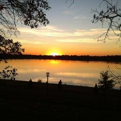 Photo taken at Lake Calhoun by Peter H. on 11/3/2011