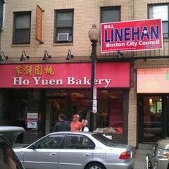 Photo taken at Ho Yuen Bakery by Nakki on 9/24/2011