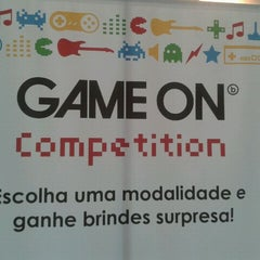 Photo taken at Game On by Valdir M. on 1/3/2012