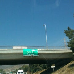 Photo taken at I-210 (Foothill Freeway) by Traci D. on 9/9/2011