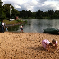 Photo taken at Center Parcs by Gordon J. on 6/13/2011