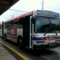"Photo taken at SEPTA 69th Street Transportation Center by DaShawn ""NovaBus"" C. on 7/14/2012"