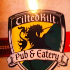Photo taken at Tilted Kilt Mission Valley by Joseph B. on 7/24/2012