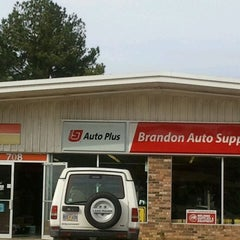 Photo taken at Brandon Auto Supply by KD B. on 2/16/2012