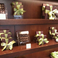 Photo taken at Fran's Chocolates by Rand F. on 9/8/2011
