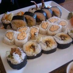 Photo taken at Masa Sushi Japanese Restaurant by Madison P. on 10/4/2011