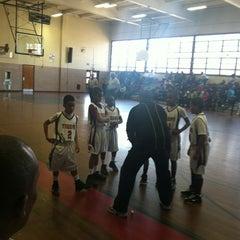 Photo taken at Thurgood Marshall Middle School by Nakia on 3/4/2012