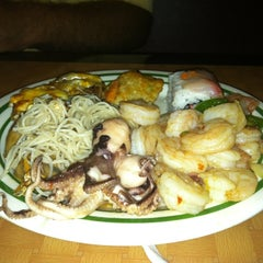 Photo taken at Grand China Buffet by Myron M. on 8/3/2011