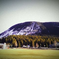 Photo taken at Crested Butte Center for the Arts by Jason F. on 4/7/2012