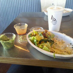 Photo taken at Chipotle Mexican Grill by Megan W. on 1/30/2012