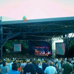 Photo taken at Jiffy Lube Live by Amanda D. on 6/17/2012