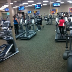 Photo taken at LA Fitness by Hamad K. on 2/24/2012