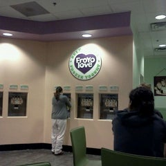 Photo taken at Froyo Love by Dustin D. on 2/3/2012