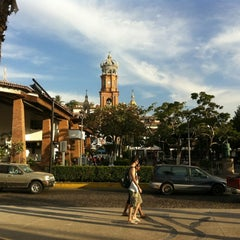 Photo taken at Puerto Vallarta by CARLOS G. on 3/20/2012