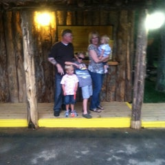 Photo taken at Shenandoah Crossing Miniature Golf by Phill on 6/19/2012