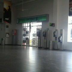Photo taken at Aeropuerto Internacional Capitán FAP Guillermo Concha Iberico (PIU) by Laura M. on 7/4/2012