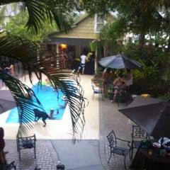 Photo taken at The Veranda Bed & Breakfast by Kristina K. on 5/27/2012