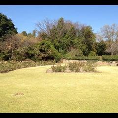 Photo taken at Johannesburg Botanical Gardens by Luke T. on 6/24/2012