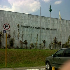 Photo taken at Prefeitura Municipal de Manaus by Tonny C. on 8/20/2012
