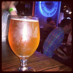 Photo taken at Blue Palms Brewhouse by Pam L. on 7/24/2012