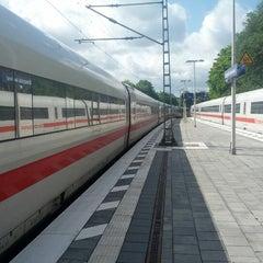 Photo taken at Bahnhof Ennepetal by Schattenreiter on 6/9/2012