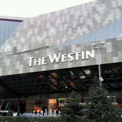 Photo taken at The Westin Beijing Chaoyang by Li yong fu on 3/13/2012