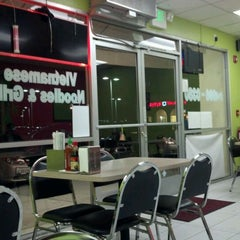 Photo taken at Pho Lover by TikiLeHoot on 3/21/2012