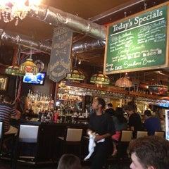 Photo taken at White Wolf Cafe & Bar by Jeff C. on 8/26/2012