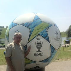 Photo taken at UEFA Champions Festival 2012 by Matt on 5/19/2012