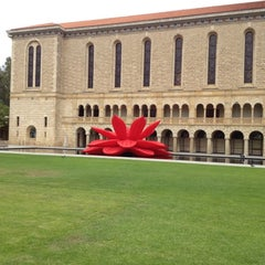 Photo taken at Winthrop Hall by Andrew S. on 2/18/2012