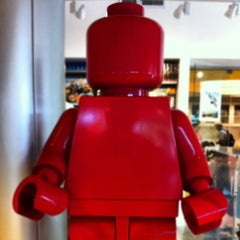 Photo taken at The LEGO Store by Matthew G. on 6/19/2012